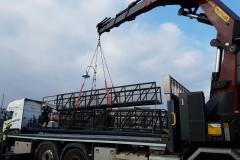 Stephen McGrath Transport Truck Mounted Crane Hire